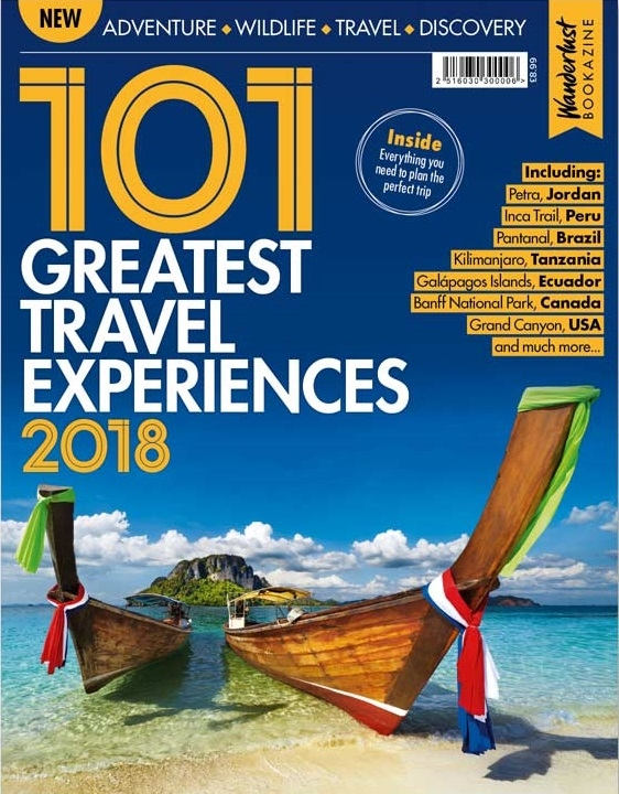 101 Greatest Travel Experiences