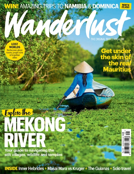 Wanderlust Back Issues